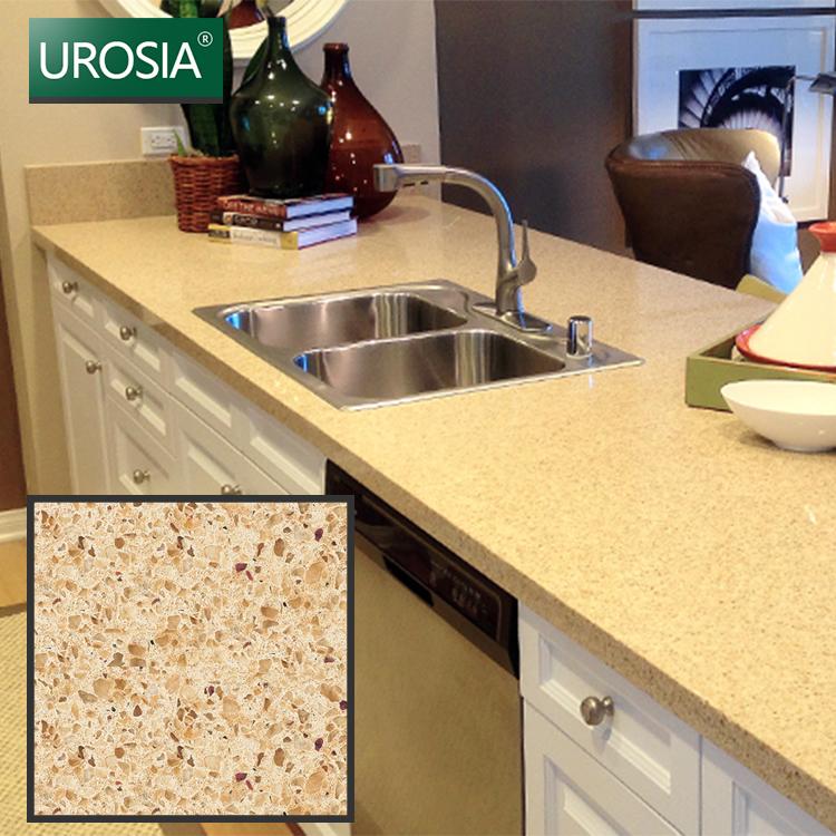 Thickness Laminate Kitchen Soild Surface Artificial Fossil Quartz Stone Kitchen Countertops Buy Kitchen Countertops Stone Benchtop Kitchen Countertop Fossil Quartz Stone Kitchen Countertops Product On Alibaba Com