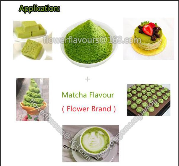 Matcha Flavour For Yoghourt or any food prodcuts