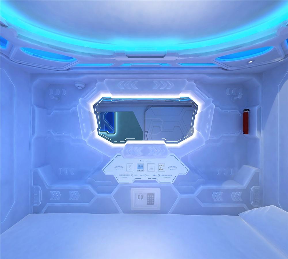 Modern Container House/Sleep Box/Nap Pod/capsule hotel