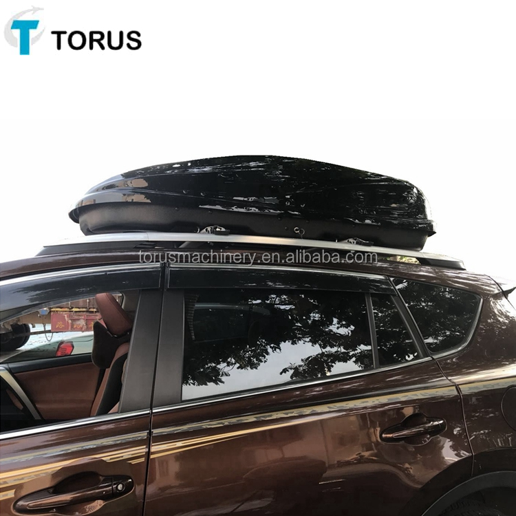 Vacuum forming ABS large car top roof box