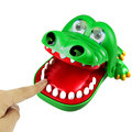 Large Fun Toys Trick Crocodile Dentist Toy Bite Finger Game Funny Novetly Crocodile Toy for Children