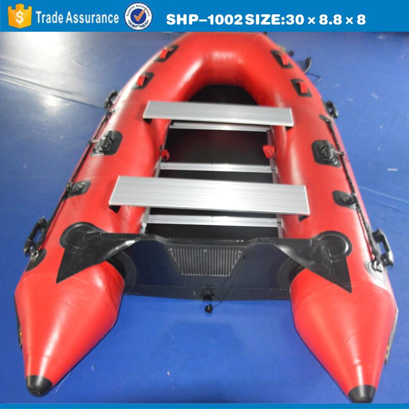 10 человек надувная лодка с подвесным мотором для продажи