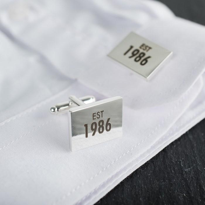 2019 Мужская запонка для рубашки, запонка с круглым или индивидуальным именем персоналиста, запонка для ручного письма имени для особых людей