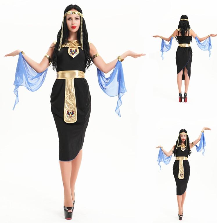Walson Frauen Kleidung Grosshandel Sexy Fancy Frauen Sexy Agyptischen Cleopatra Kostum Buy Sexy Kostum Agyptische Kostum Cleopatra Kostum Product On Alibaba Com