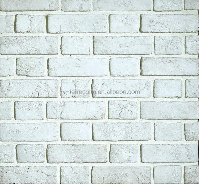White Brick Veneer For Exterior And Interior Buy White Brick Veneer Exterior Brick Veneer Interior Wall Brick Veneer Product On Alibaba Com