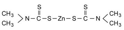 Rubber Accelerator ZDMC / PZ (Zinc dimethyl dithiocarbamate)