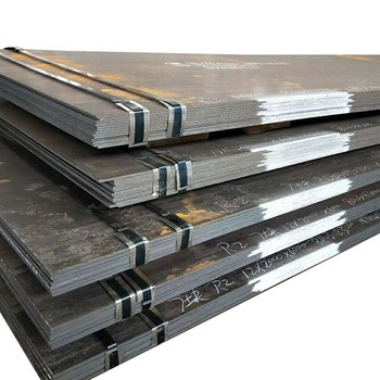 Hot sale factory supplier 4.5mm 1080mm 2500mm S235JR carbon steel plate