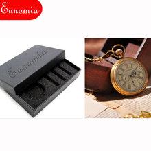Королевский Лондон механические роскошные золотые мужские ручные карманные часы с цепочкой для ключей ожерелье костюмы подарок крутые рим...(Китай)