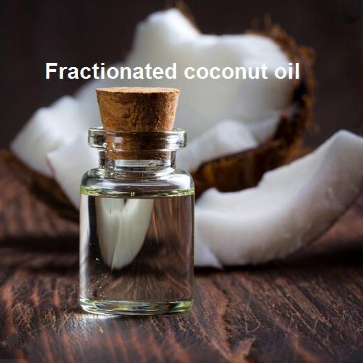 Оптовая цена на органическое Фракционное кокосовое масло
