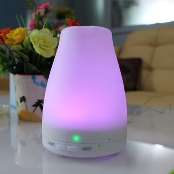 120ml Ultrasonic Aromatherapy Essential Oil Diffuser health birthday gift