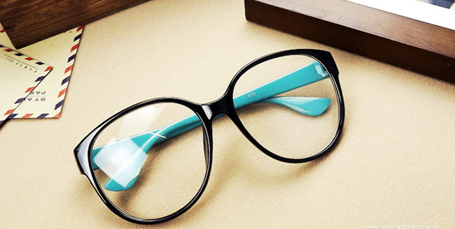43d4e7a723 Brand fashion big glasses frame men and women retro vintage decorative  frames without lenses round glass frame wholesale