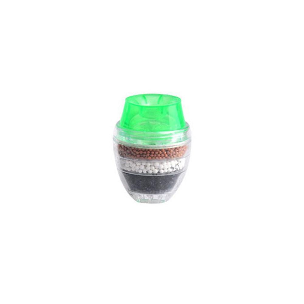 HiMISS дома 5 слоев активированный уголь очиститель воды Кухня кран фильтр Ванная комната кран фильтр инструмент для очистки(Китай)