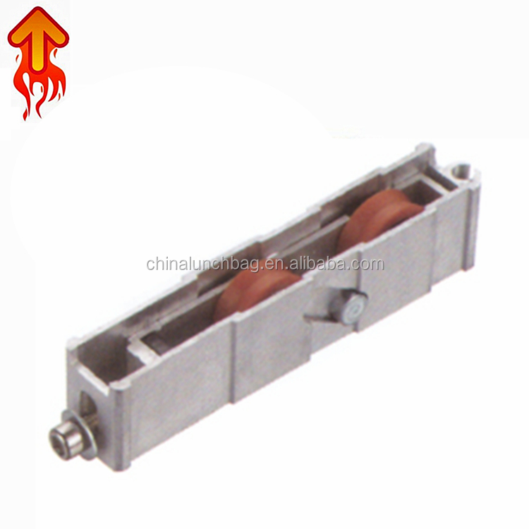 Sliding aluminum roller for windows and doors/heavy duty roller