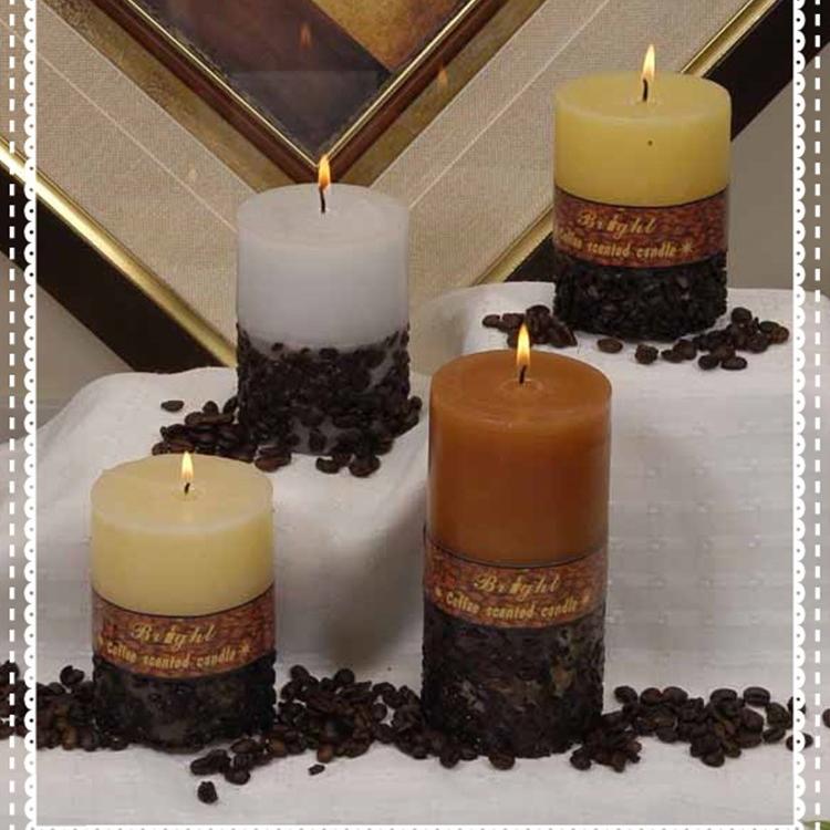 el yapimi parti dugun kahve cekirdekleri sanat mum buy dekoratif mumlar kokulu mum el yapimi mum product on alibaba com