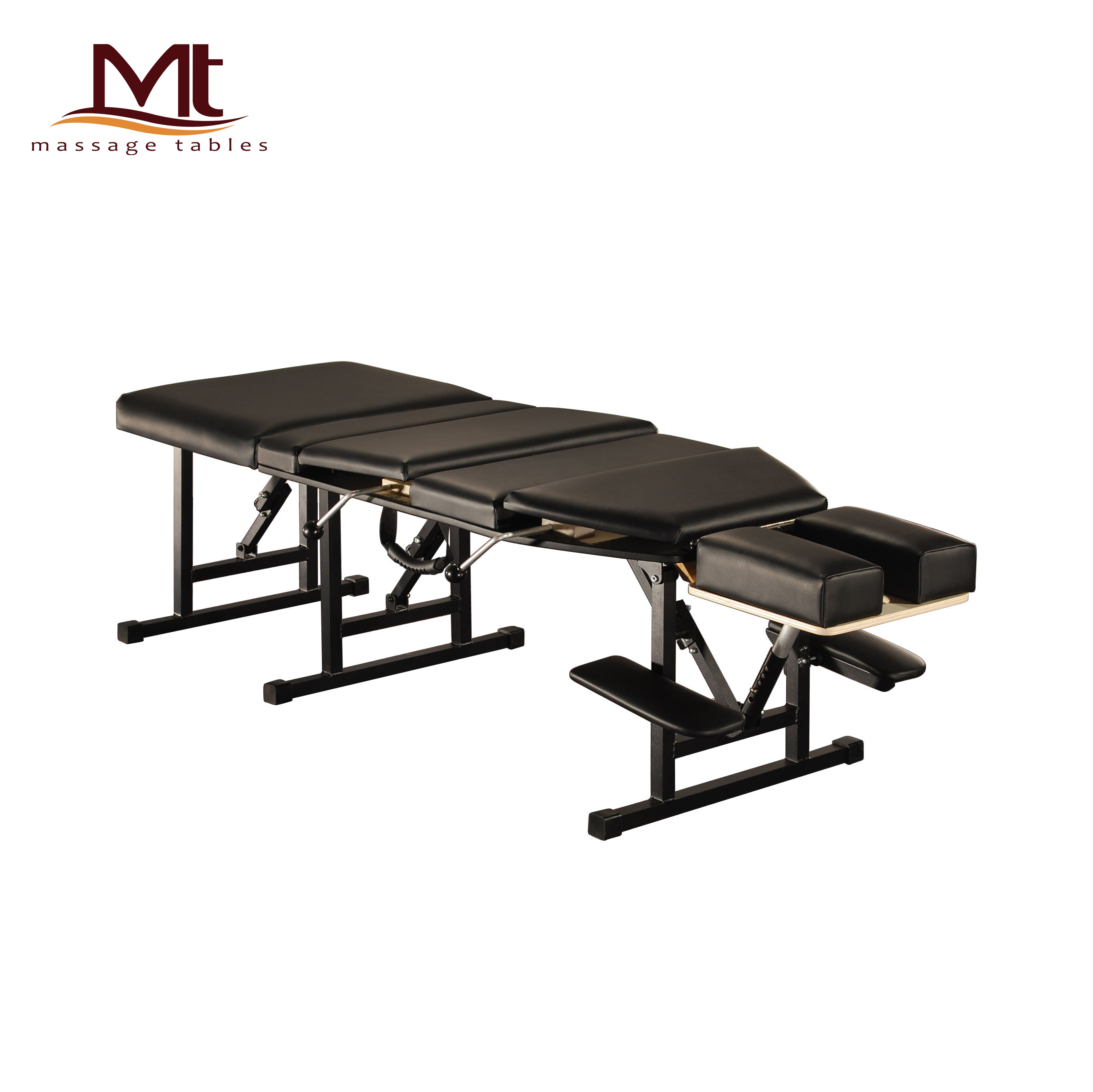 Wholesale Manual Control Adjustment Portable Therapy Table Chiropractic Table With Cheap Price