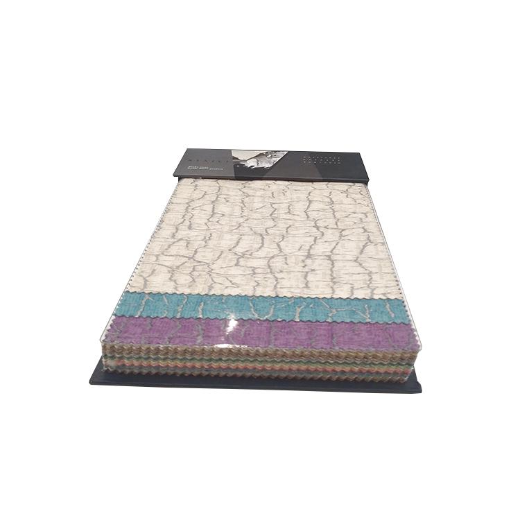 JBL OEM Hardcover Textile Fabric Pattern Sample Book