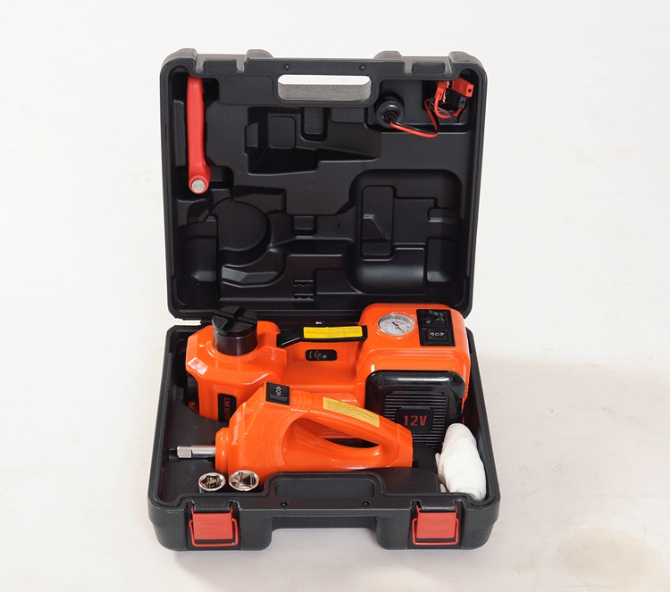 Manufacture of electric jack with wrench suit for women