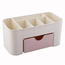 Органайзер для макияжа, коробка для хранения, стол, офисный органайзер, косметика, уход за кожей, пластиковый лоток для хранения, шкатулка дл...(Китай)
