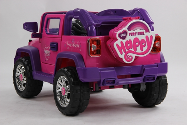 Cool Remote Control Cars: Cool Jeep Kids Ride On Remote Control Power Car For Girl