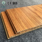 Wall Hotel Wall Panel Gooday Heat Insulation Wood Grain Interior WPC PVC Plastic Decoration Wall Cladding Hotel Panel