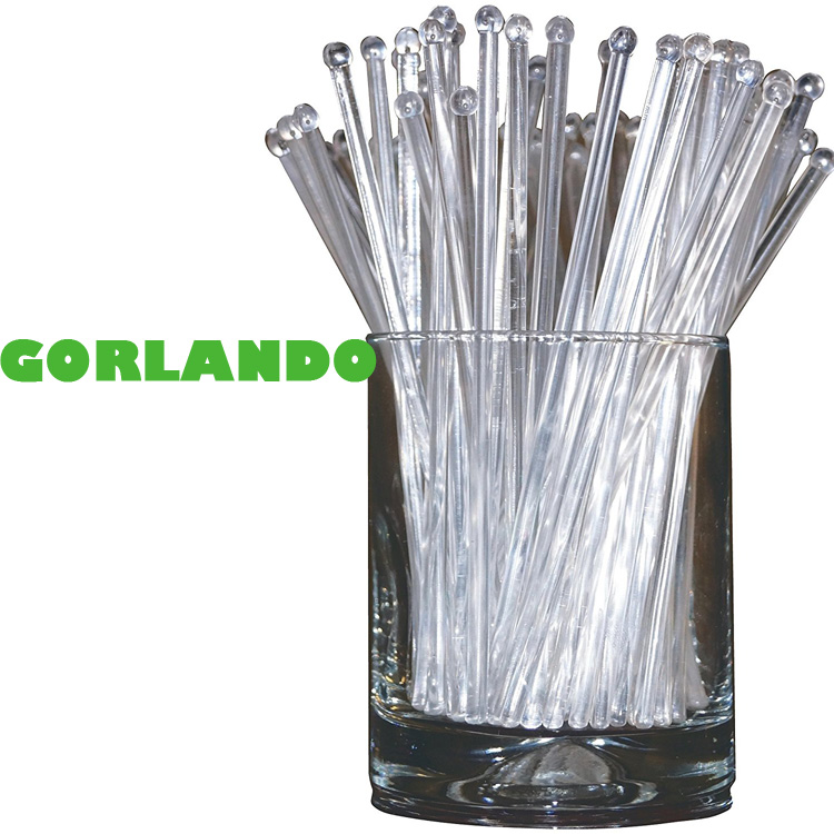 Top quality plastic Stir Sticks coffee cocktail stirrers