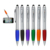 Multi-functional OEM new model advertising plastic stylus touch screen logo personalized promotional custom ball pen