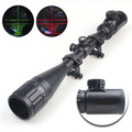 11mm 20mm 6 24X50 AOE Reticle Optical Rifle Scope Green Red Blue Dot Tactical Riflescope for