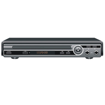 Hot sell high quality dvd with usb port mic input support multi language home dvd player