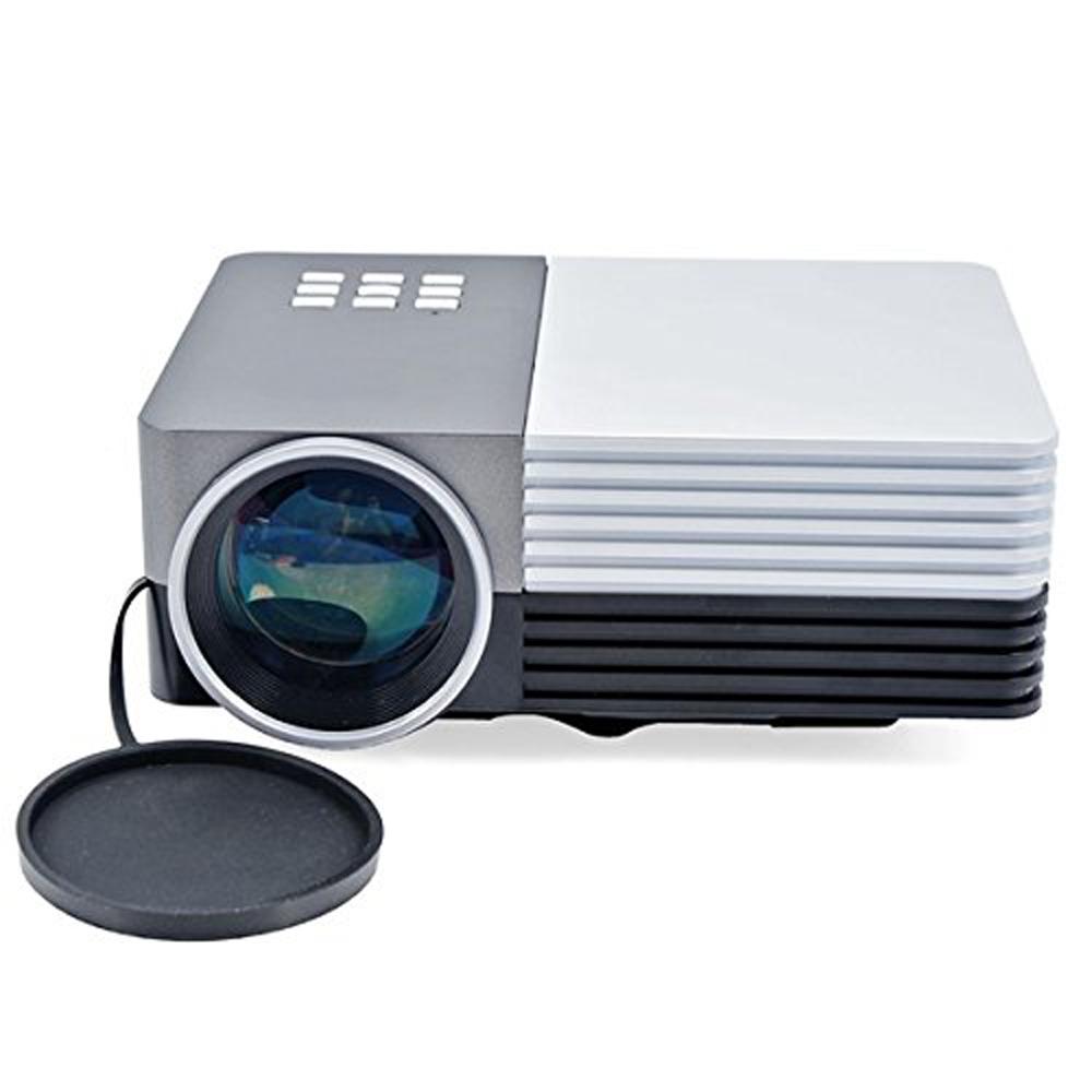 mini led 1080p projector portable power bank lcd micro usb hdmi vga av usb sd. Black Bedroom Furniture Sets. Home Design Ideas