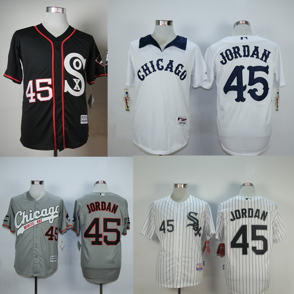 huge discount e94cb 77446 mj baseball jersey