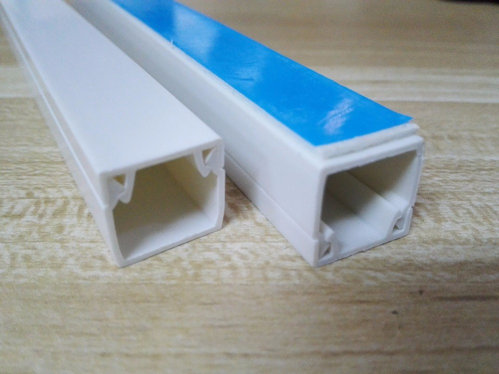 Full Size Cable Tray Pvc Plastic Cable Duct Wire Raceway