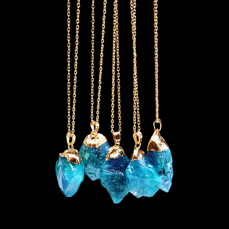 Genuine Natural Gemstone Necklace