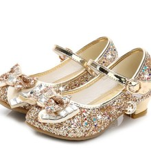 100a3fa7d8 Buy girls gold shoes and get free shipping on AliExpress.com