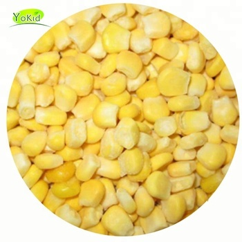Iqf Frozen Sweet Corn Price