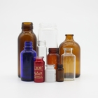 2ml 5ml 10ml 20ml Pharmaceutical and Cosmetic Transparent or Amber Tubular Glass Bottle Vial