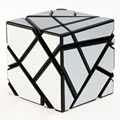 2016 Newest Nanja Ghost Cube 3x3 Puzzle Black IQ Brain Cubos Magicos Puzzles Juguetes Educativos Special