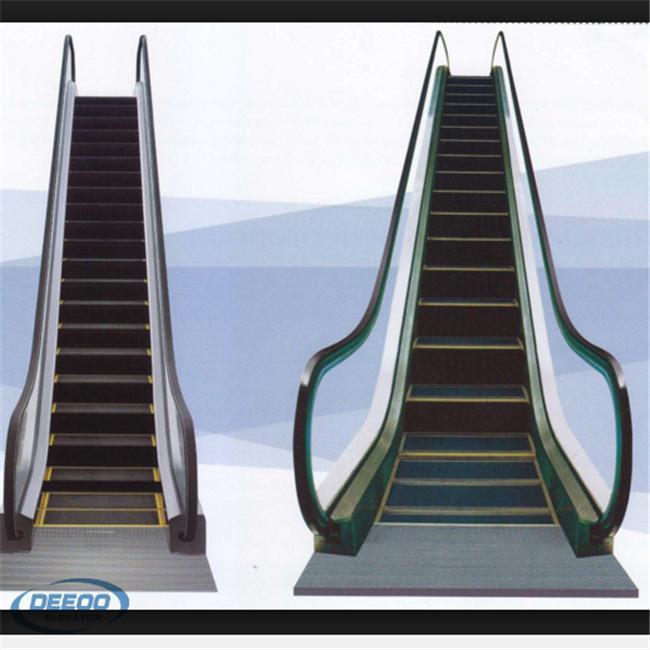Высококачественная ступенчатая лестница, эскалатор из нержавеющей стали для общественной безопасности