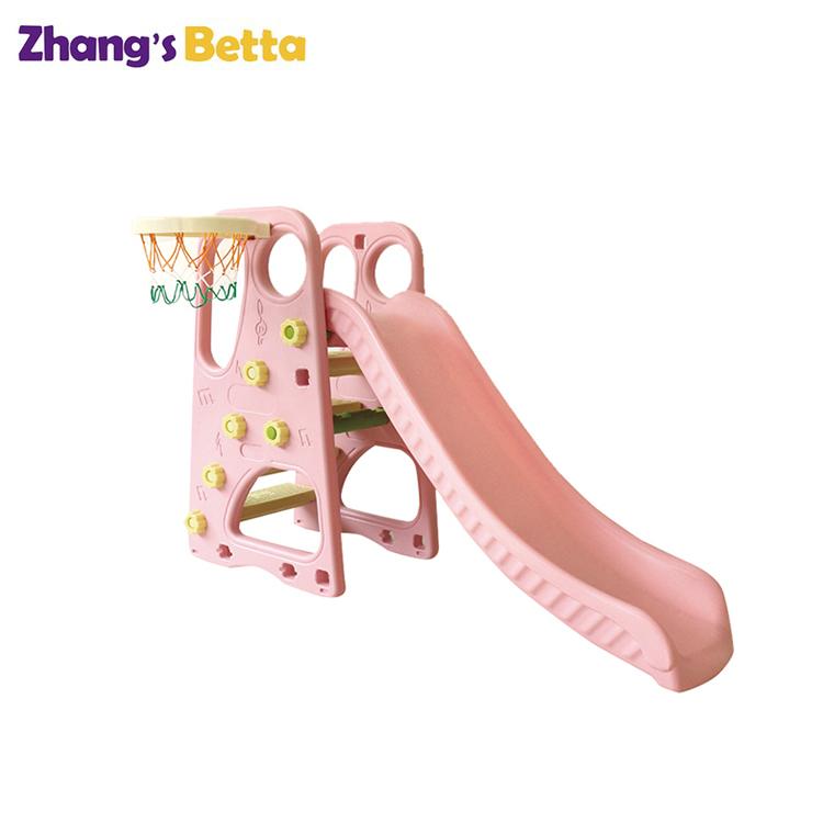 Высококачественная пластиковая горка для детей и дошкольников