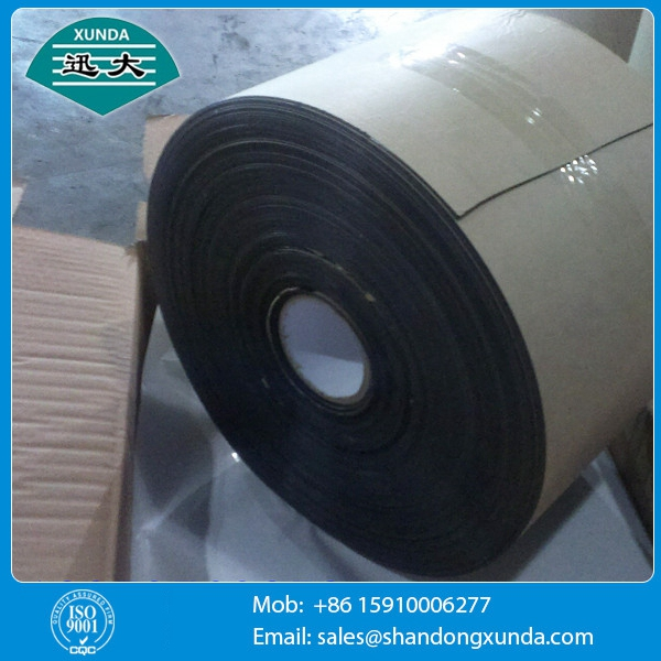 black color bitumen marine sealing tape/hatch cover tape from China manufacturer