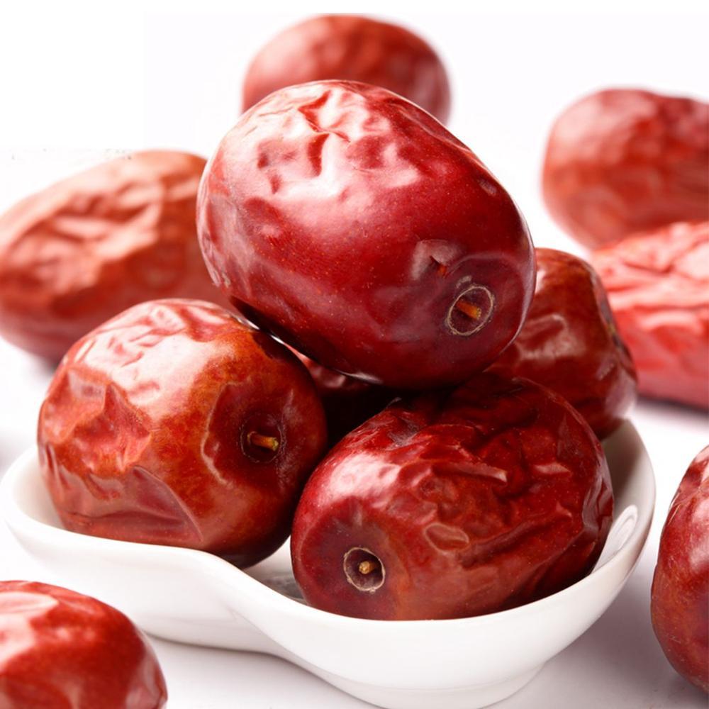 Сушеные фрукты Jujube, сухие красные даты Jujube