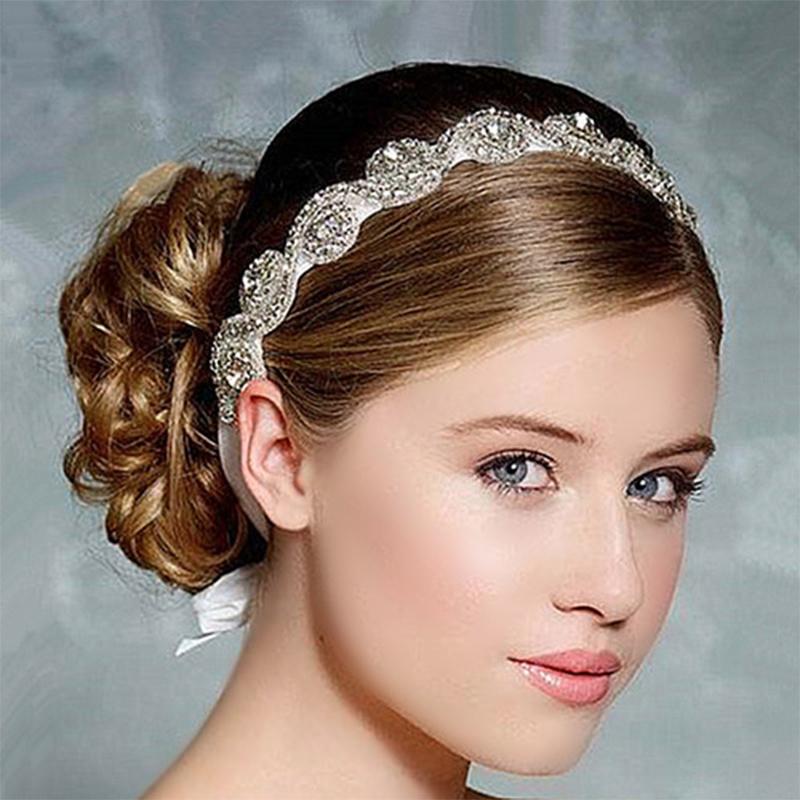 Wedding Headband Hair Band Headband Wedding Bridal Hair