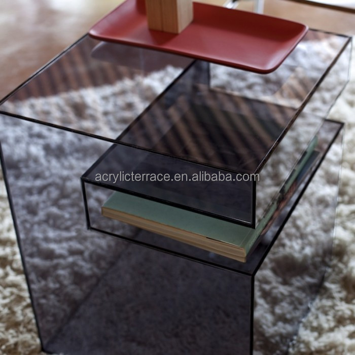 acryl beistelltisch eric pfeiffer. Black Bedroom Furniture Sets. Home Design Ideas