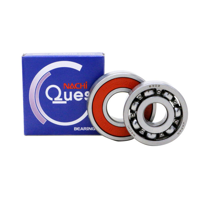 6206 2nse Nachi Radial Ball Bearing for sale online