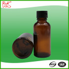 Glass Cap Glassscrew Cap Glass Bottles 30ml Amber Glass Bottle With Cap