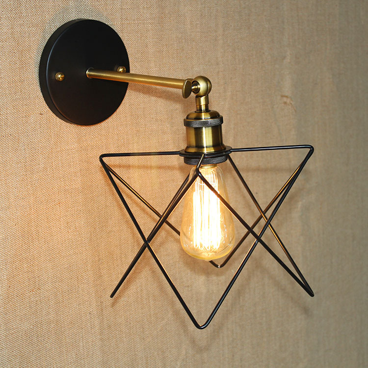 American Industrial Lamp-chimney Antique Wrought Vintage