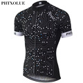 PHTXOLUE Summer Cycling Clothing Men Breathable Quick Dry Bike Jersey Bicycle Cyle Clothes Wear Cycling Jerseys