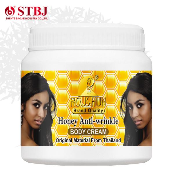 honey face cream