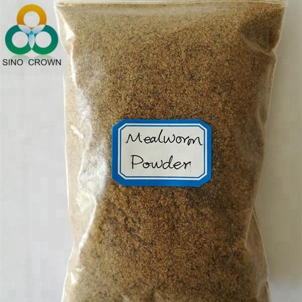 Mealworm Powder For Pet Bird Food Animal Feed Flour