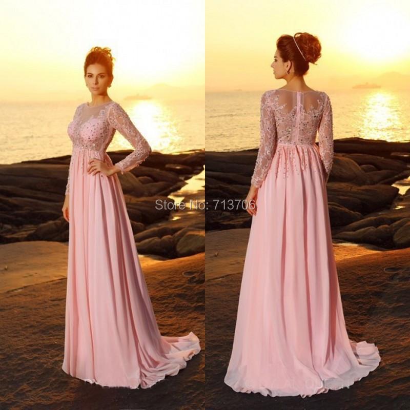 robe de soiree a manche longue femmes fleurie dentelle rouge manches longues robes de soirc3a9e appl. Black Bedroom Furniture Sets. Home Design Ideas