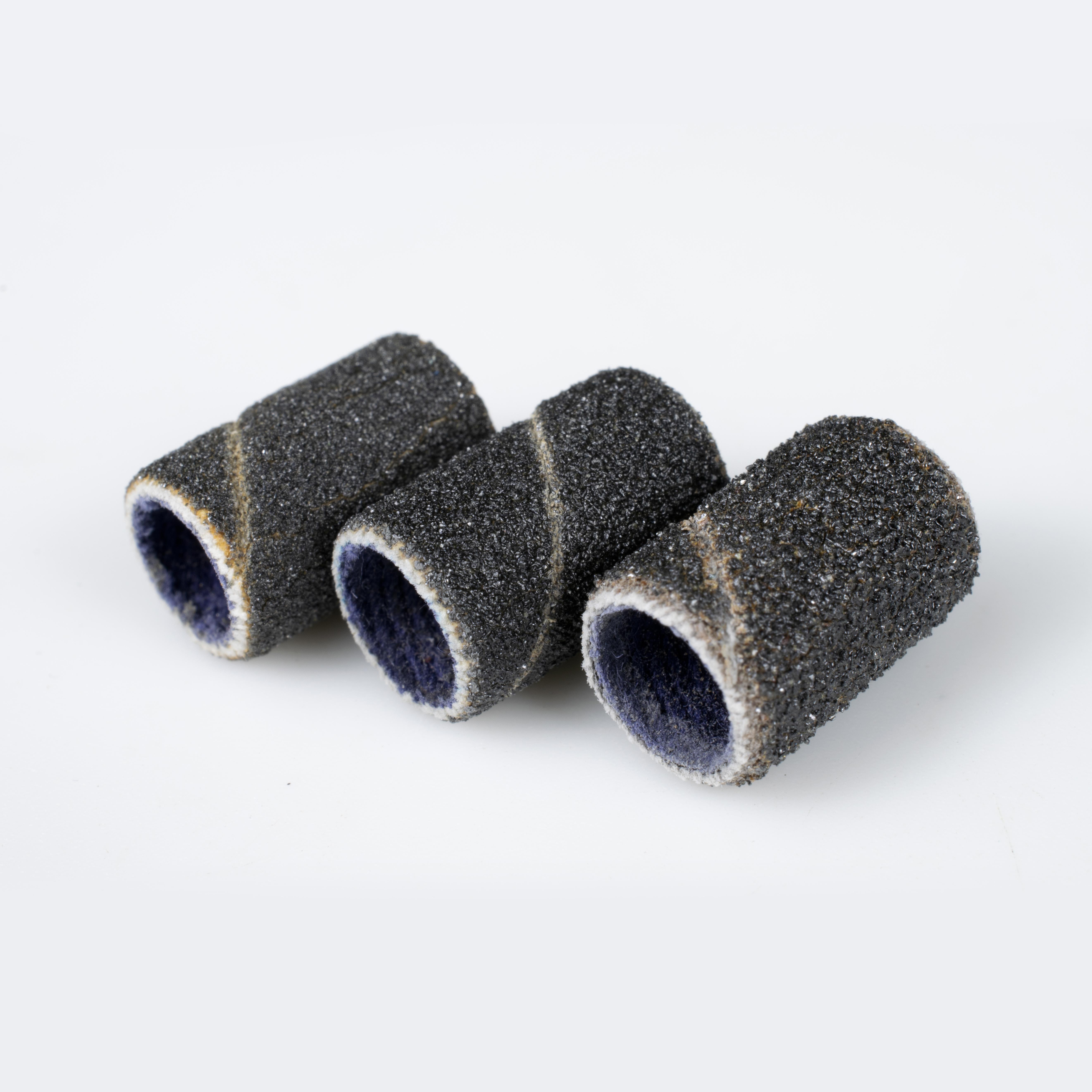Черный маникюрный лак для ногтей шлифовальные насадки шлифовальные ленты для ногтей